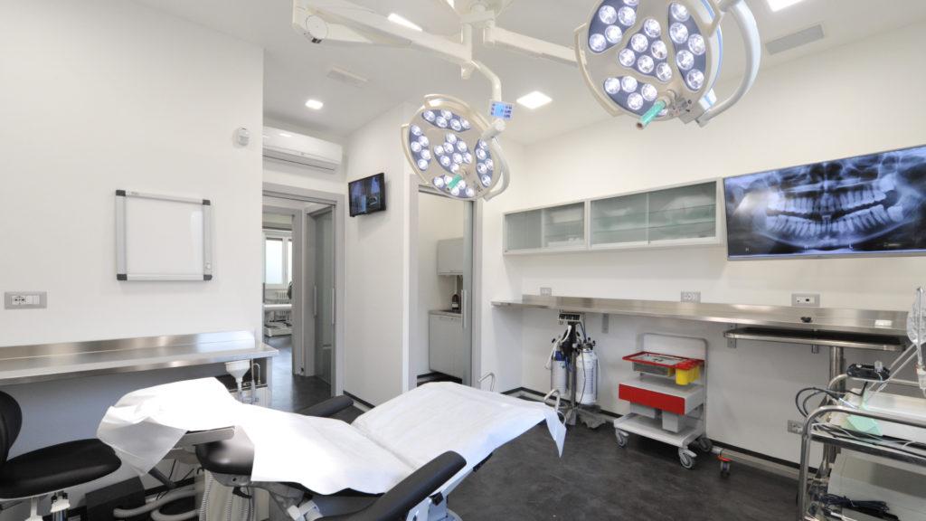 Ambulatorio Chirurgico per interventi chirurgici odontoiatrici, chirurgia maxillo-facciale e chirurgia plastica, Poliambulatorio Ferrario Sesto San Giovanni