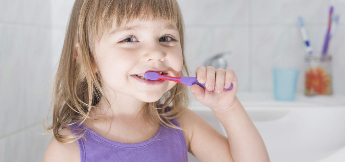 Pedodonzia Igiene Orale Bambino