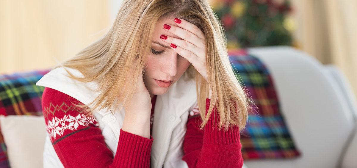 Christmas blues, depressione natalizia, psicologia, psicoterapia