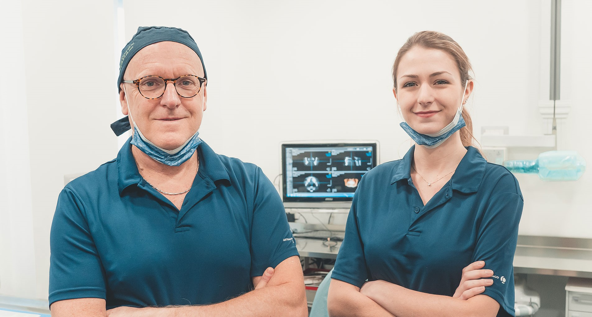 Dott. Paolo Ferrario Odontoiatra Medico Chirurgo Dott.ssa Susanna Ferrario