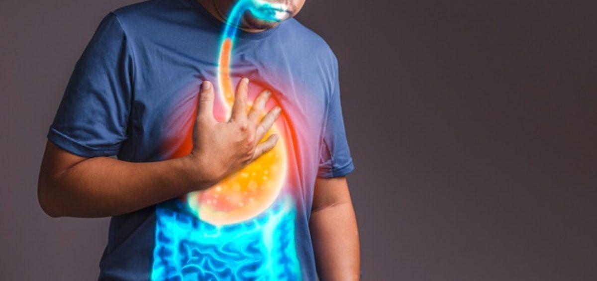 Osteopatia per curare reflusso gastroesofageo