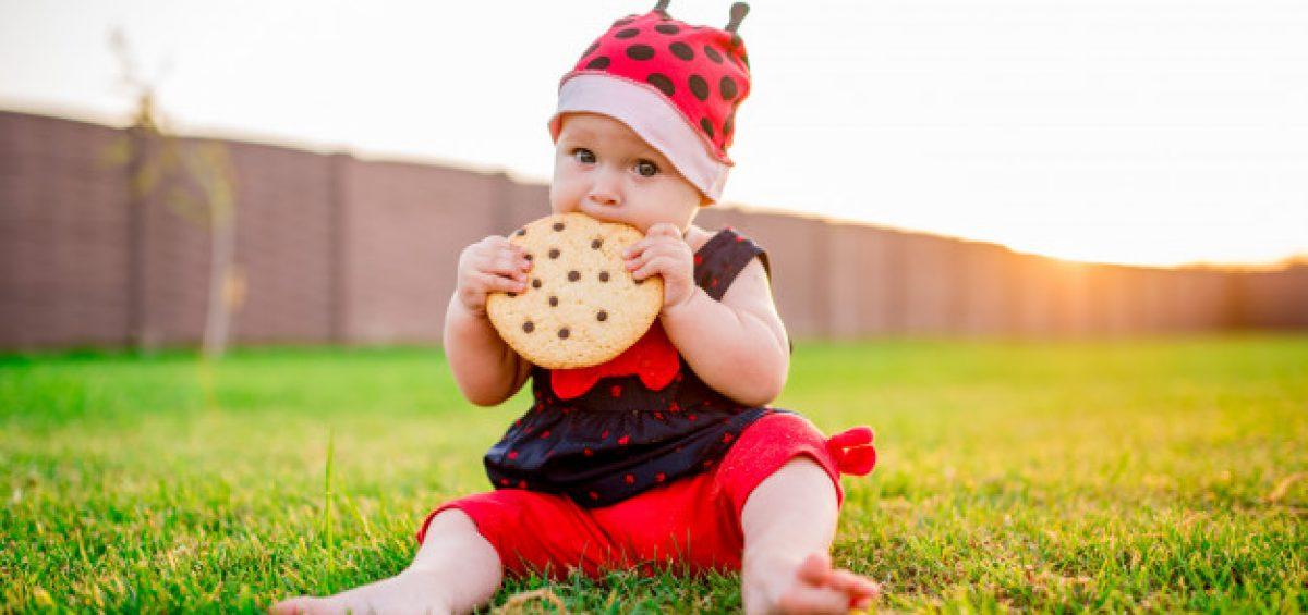 La masticazione per i bambini è importante per lo sviluppo