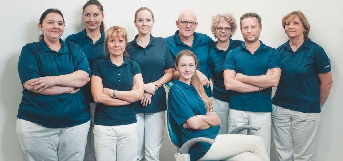 Poliambulatorio Ferrario Staff